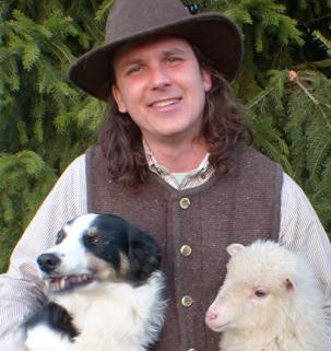 Dr. Peter Zimmer, Tierarzt, Tierfreiheitskämpfer, EU-Kandidat der Tierschutzpartei
