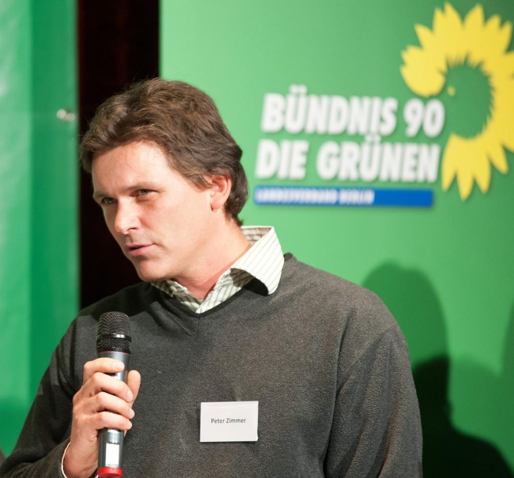 Kandidat Dr. Peter Zimmer